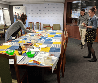 WDF Hosts Australia's Biggest Morning Tea 2020